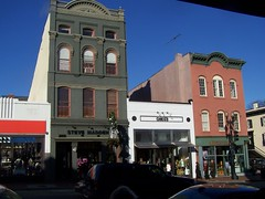 M Street NW, Georgetown, Steve Madden, Chico's
