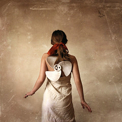 propeller (brookeshaden) Tags: red selfportrait texture birds fan fly jump wings lift flight shy step pensive sheet ribbon reach guide propeller leap prop soar airborn imitate glide redbow apprehensive stumble misstep nikond80