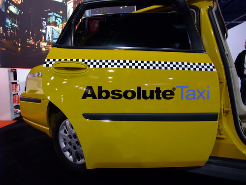 Absolute Software's taxi