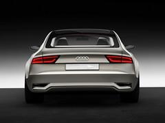 2009 Audi Sportback Concept new picture
