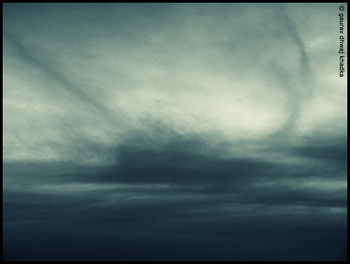 Open sky… by Gaurav Dhwaj Khadka