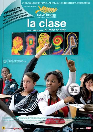 Poster La Clase