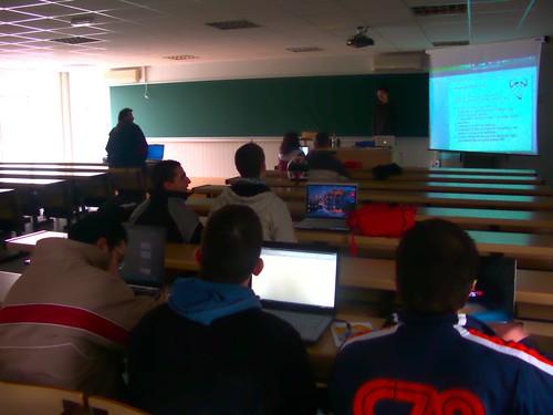 inicio del taller de instalación de Linux (by jmerelo)