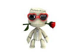 LittleBigPlanet - Valentine's Day render