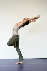 Tree (YY) Tags: yoga poses asana hatha postures