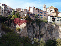 "Cuenca, Patrimonio de la Humanidad, San Pedro (pepebarambio) Tags: españa cuenca patrimoniodelahumanidad wonderfulworldmix architecturalbeauty ""solofotos"""