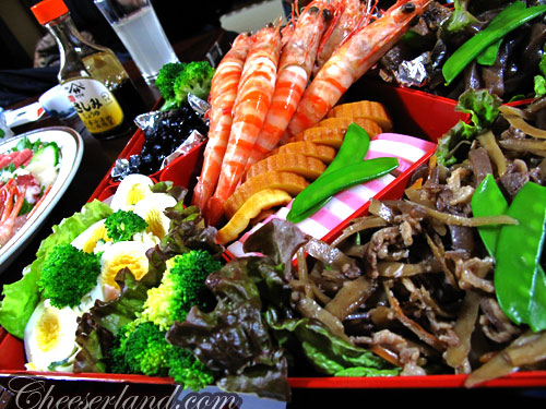 osechi2 by you.