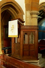 Pulpit St. Andrew. Whilton