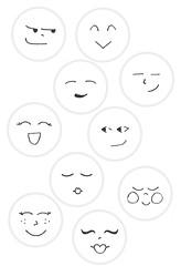 Dotee Faces