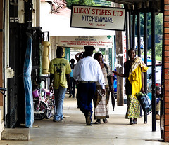 Lucky stores LTD
