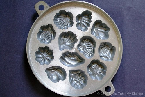 Bahulu Mould