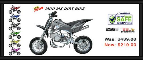 Mini MX Dirt Bike