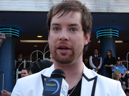 David Cook. Photo by Mark Goldhaber.