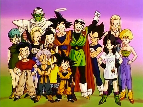 Color Item No Price Dragon Ball Z Goten Trunks And Chichi Ic Se W