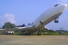 FedEx Boeing 727-25C N118FE (Flightline Aviation Media) Tags: airplane airport aircraft aviation jet greenwood boeing fedex stockphoto 727 leflore 727200 gwo 72725c kgwo n118fe bruceleibowitz