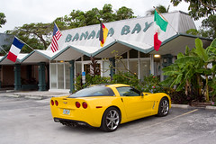 Corvette @ Banana Bay