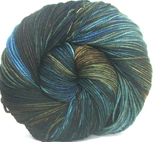 Sanguine Gryphon and Dragonfly Fibers will be sharing a double booth.