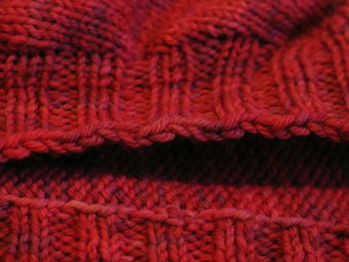 Crochet bind off