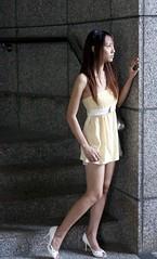 DSC03936 (montoyasg) Tags: portrait people beauty fashion model singapore sony babe alpha 2009 rafflesplace carlzeiss magdalene sonyalpha sal2470z