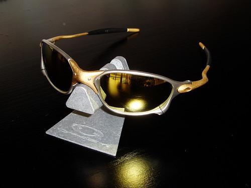 73b84bf848 Oakley Romeo® 1.0 X-Metal w Black Iridium · XX 24k 24k Gold Iridium