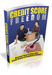 Credit Score Freedom by homebasedmerchants