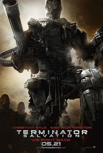 Terminator: Salvation Movie Poster