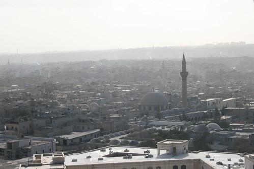 Aleppo skyline