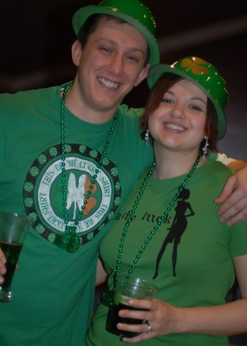 St Patricks Day 2009