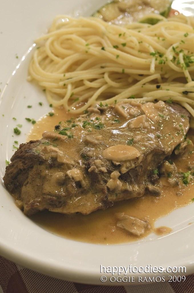marinata del manzo di arrosto (beef pot roast)