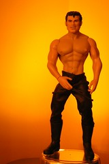 """""""Tom of Finland"""" 3066 (danimaniacs) Tags: shirtless leather toy doll plastic tomoffinland colorfullaward"""