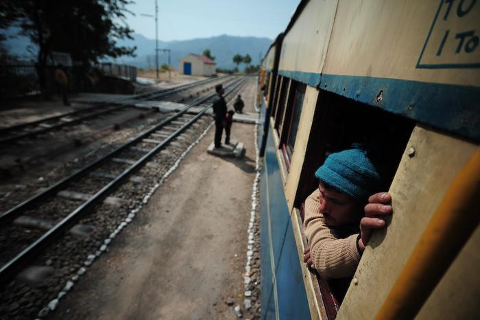 Train that doesn't exist [Shimla Kalka]