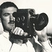 Gordon McColl with Cine Camera