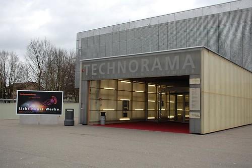 Eingang Technorama
