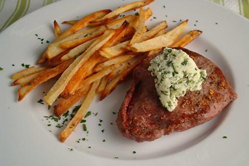 "Steak ""Frites"""