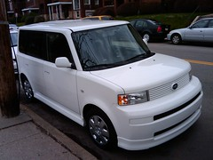 Our new used 2006 Scion xB