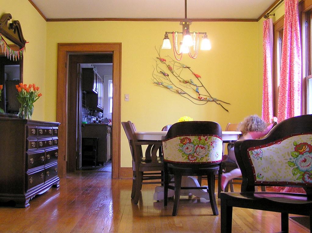 dining room 3/09
