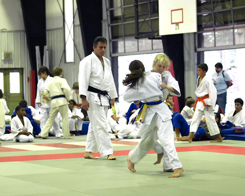 International Judo Camp