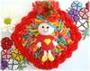 Parabéns Dani!!! (Lidia Luz) Tags: doll handmade crochet dani afghan boneca crochê bananacraft lidialuz