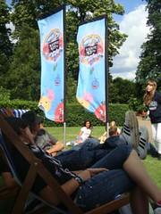 Summer of PSP - Warwick Castle, 2