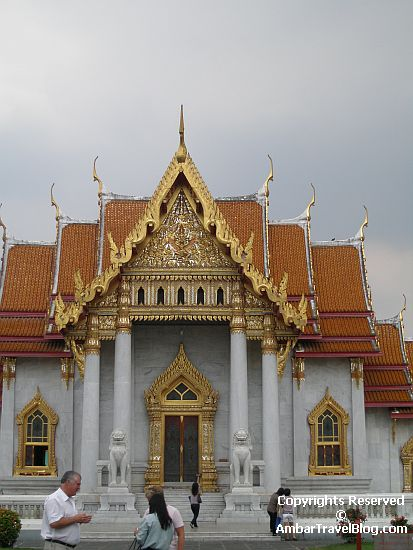 Temple In Bangkok