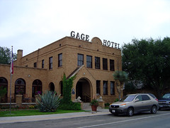 Gage Front