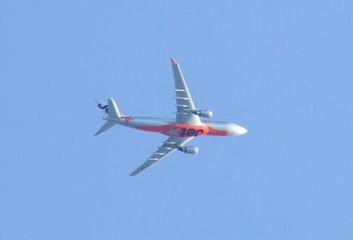 Jetstar A330 VH-EBA