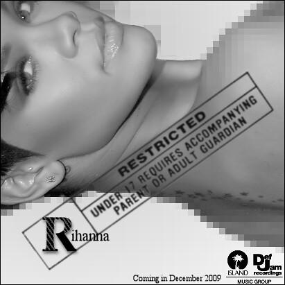 rihanna cd album covers. Rihanna: Rated R