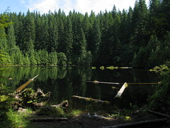 090718_001-Drunken Charlie Lake (Sultan, Washington, United States) Photo