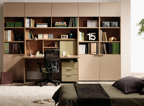 Modern and Stylish Furniture for Student Room