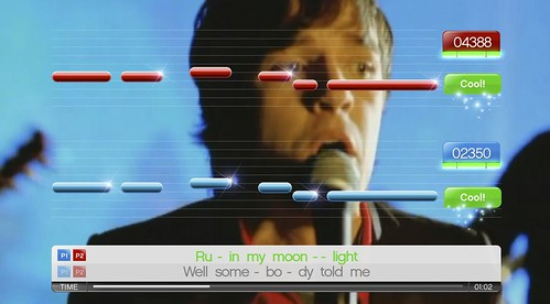 SingStar: The Killers - Somebody Told Me