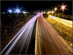 60 segundos (_sospechoso habitual) Tags: road city noche la highway san long carretera juan expose via explore alicante nocturna crossroad por comunidad valenciana exposed larga habitual secundaria exposicin sospechoso colorphotoaward chorreando n332