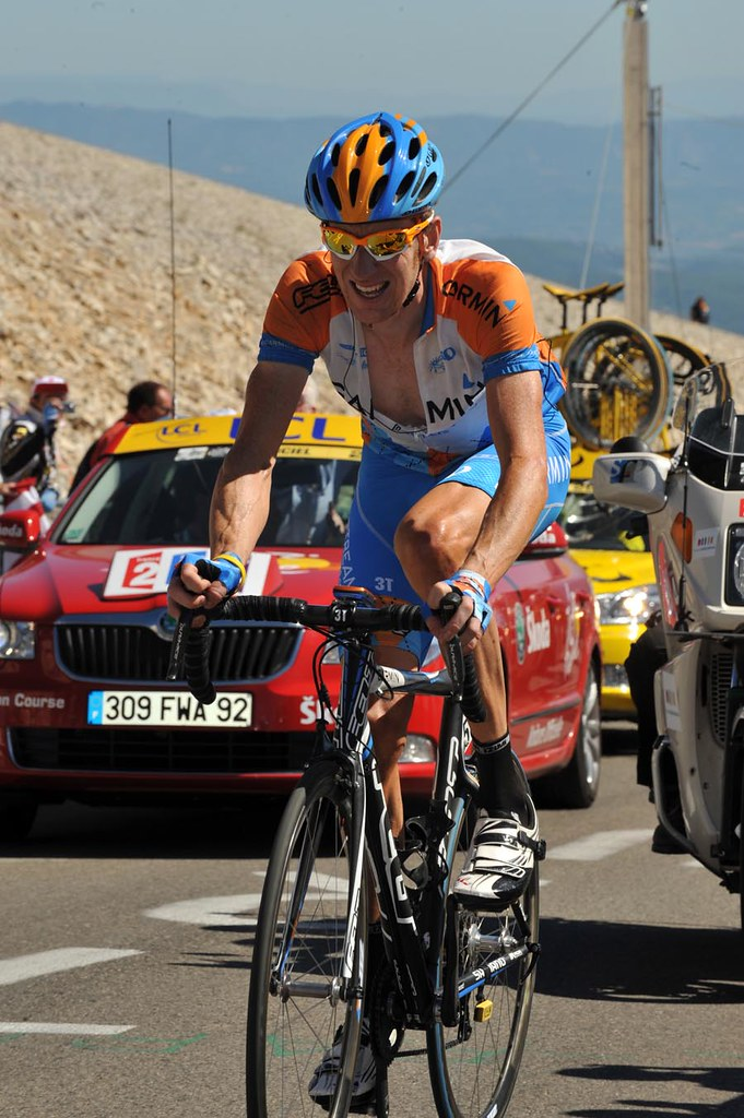 Wiggins tenth on Ventoux — Wiggo, VDV in top ten overall!