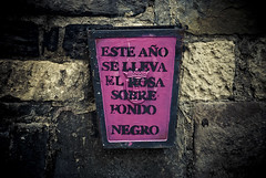 Rosa sobre negro (dar_417) Tags: city trip travel españa sun holidays ciudad pa viajes verano vacaciones vasco historia euskadi vitoria vitoriagasteiz paísvasco espa espaa monimento pasvasco