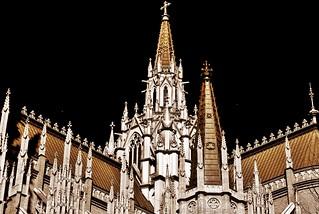 Techos goticos